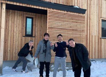 新住協北海道研修中の実験